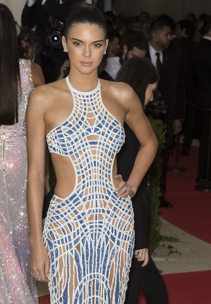 Celebrity Designer Nipple