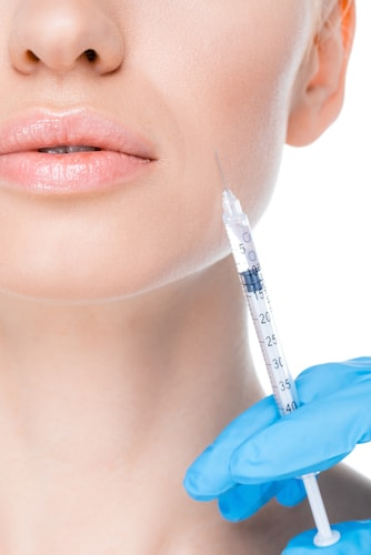Cosmetic injectable types