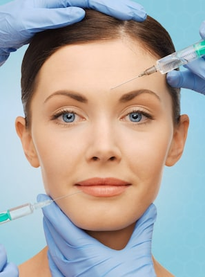 Covid Vaccine and fillers allergic reaction